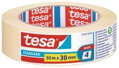 Tesa tesa® Maskovacia páska STANDARD, odstrániteľná do 2 dní, 50m x 30mm