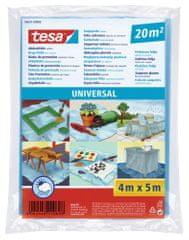 Tesa Univerzálna zakrývacia fólia tesa® - na ochranu veľkých plôch pred maľovaním a renováciou, 5m:4m