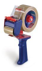 Tesa tesa®Ruční odvíječ balící pásky ECONOMY, červeno-modrý, pro rozměr pásky 66m x 50mm