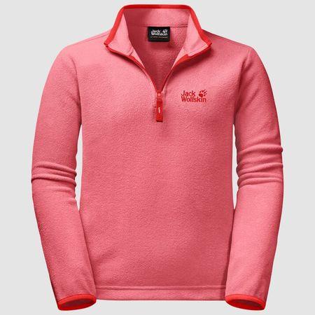 Jack Wolfskin dječja jaknica GECKO KIDS 1605552-2172, 176, ružičasta