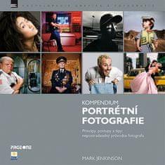 Mark Jenkinson: Kompendium portrétní fotografie