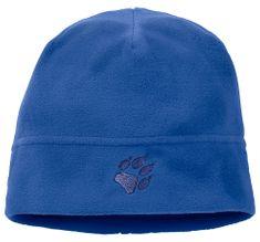 Jack Wolfskin Dziecięca niebieska czapka REAL STUFF KIDS 1902341-1201495