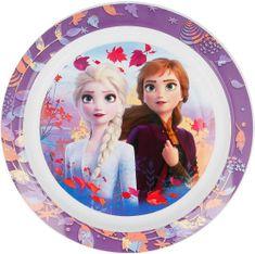 Stor Talíř Frozen 2 Ledové Království 22cm