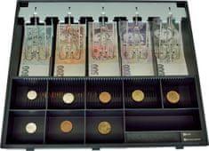 Virtuos plastový zakladač na peniaze pre VIRTUOS C425 - kovové držiaky bankoviek