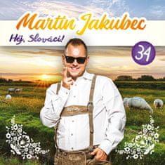Jakubec Martin: 34. Héj, Slováci! - CD