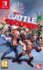 Take 2 WWE 2K Battlegrounds igra (Switch)