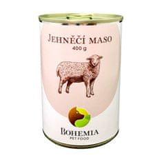 Hájek Pet Food Jehněčí maso ve vlastní šťávě, HPF Váha: 400 g