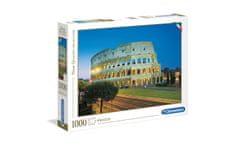 Clementoni puzzle 1000 HQC, Rome Coliseum (39457)