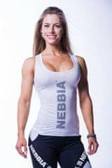 Nebbia 221 T- Shirt Carbon 221 M Weiß