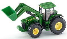 SIKU Farma 1982 John Deere traktor s prednjim utovarivačem 1:50