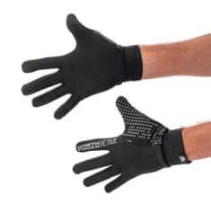 Northfinder Dihen rukavice za trčanje, unisex, crne