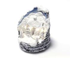 Seizis Scenéria s LED - 10cm, motív domček