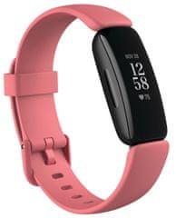 Fitbit fitness sat Inspire 2, Desert Rose/Black