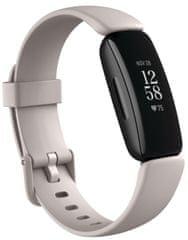 Fitbit fitness sat Inspire 2, Lunar White/Black