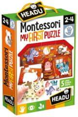 Headu Montessori: Moje prvé puzzle - Farma