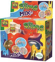 SES Slime nagy szett kiegészítőkkel