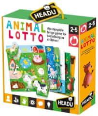 Headu Monetessori: Zvieracie Lotto
