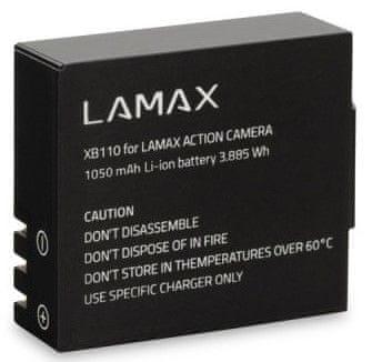 LAMAX nadomestna baterija Li-Ion 1050mAh
