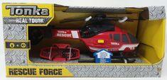 Tonka Tűzoltó helikopter fényekkel és hangokkal