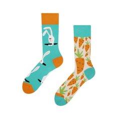 Dedoles Veselé ponožky Dedoles zajíc a mrkev GMRS034 (Good Mood)