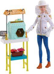 Mattel Barbie Herný set včelárka