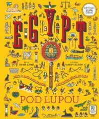 David Long: Egypt pod lupou