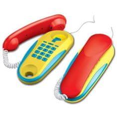 commshop Dětské drátové telefony