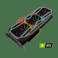 PNY GeForce RTX 3080 10 GB XLR8 Gaming EPIC-X RGB Triple Fan Edition grafična kartica, 10 GB GDDR6X, PCIe 4.0 x16, 3xDP 1xHDMI