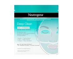 Neutrogena Hydrogel maska Deep Clean (100 % Hydrogel Mask), 1 kos