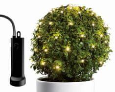 Kaemingk Svítící buxus - 60 LED
