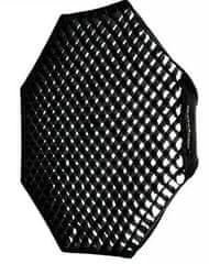 Godox 120cm softbox oktagon s voštinou Bowens skladací