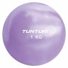 Tunturi Jóga míč Toning ball 1 kg