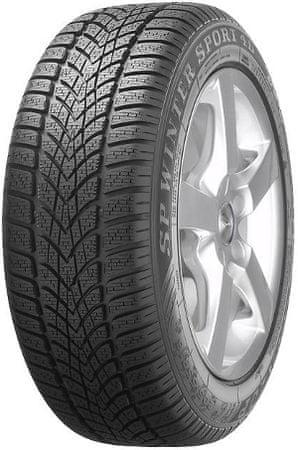 Dunlop zimske gume 225/55R17 97H RFT(ROF) WinterSport 4D * MOE m+s
