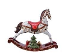 Kaemingk Dekorace Houpací kůň