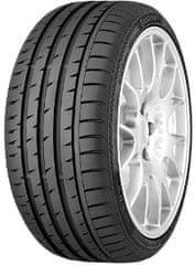 Continental letne gume 225/45R17 91Y FR ContiSportContact 3 E SSR(RFT) *