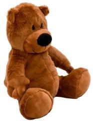 Mac Toys Plyš do mikrovlnky - medvídek