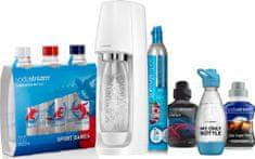 SodaStream SPIRIT White SPORT GAMES