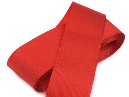 Kraftika 10m piros skarlát taft szalag szélessége 40mm