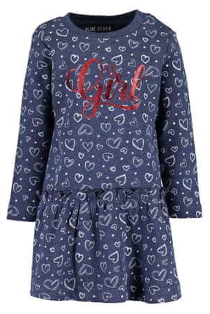 Blue Seven lány ruha, 86, kék