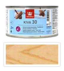 Tikkurila Kiva 30 - vodou ředitelný lak 0.225 l Bezbarvý polomatný