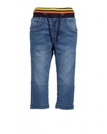 Blue Seven spodnie chłopięce 74 niebieski