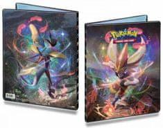 Pokémon SWSH02 Rebel Clash - A4 album