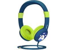 MPOW CH1 - dětská sluchátka, zelená