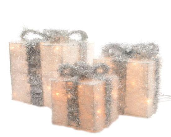 Kaemingk Set troch svietiacich darčekov