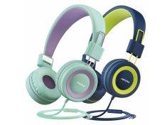 MPOW CH8 (DUO PACK) - dětská sluchátka