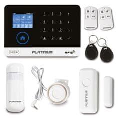 PLATINIUM Bezdrátový domovní GSM alarm s Wi-Fi PG-103, samostatně