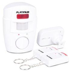 PLATINIUM Mobilní alarm s dálkovým ovladačem YL-105, samostatně
