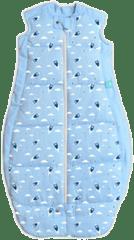 ergoPouch Dětský spací pytel Quilt Sleeping Bag Rocket, 2-12 měsíců