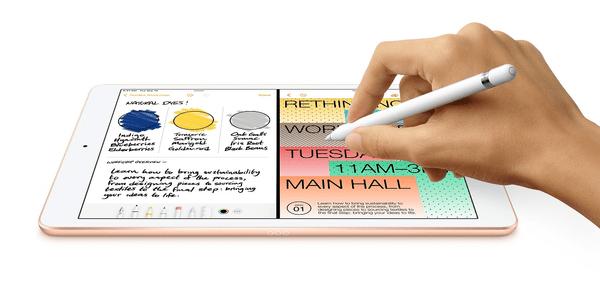 iPad 2020 Apple Pencil, stylus, iPadOS