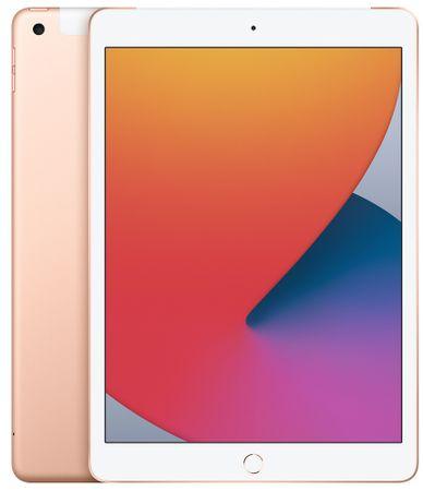 Apple iPad 2020, Wi-Fi, 32GB, Gold (MYLC2FD/A)